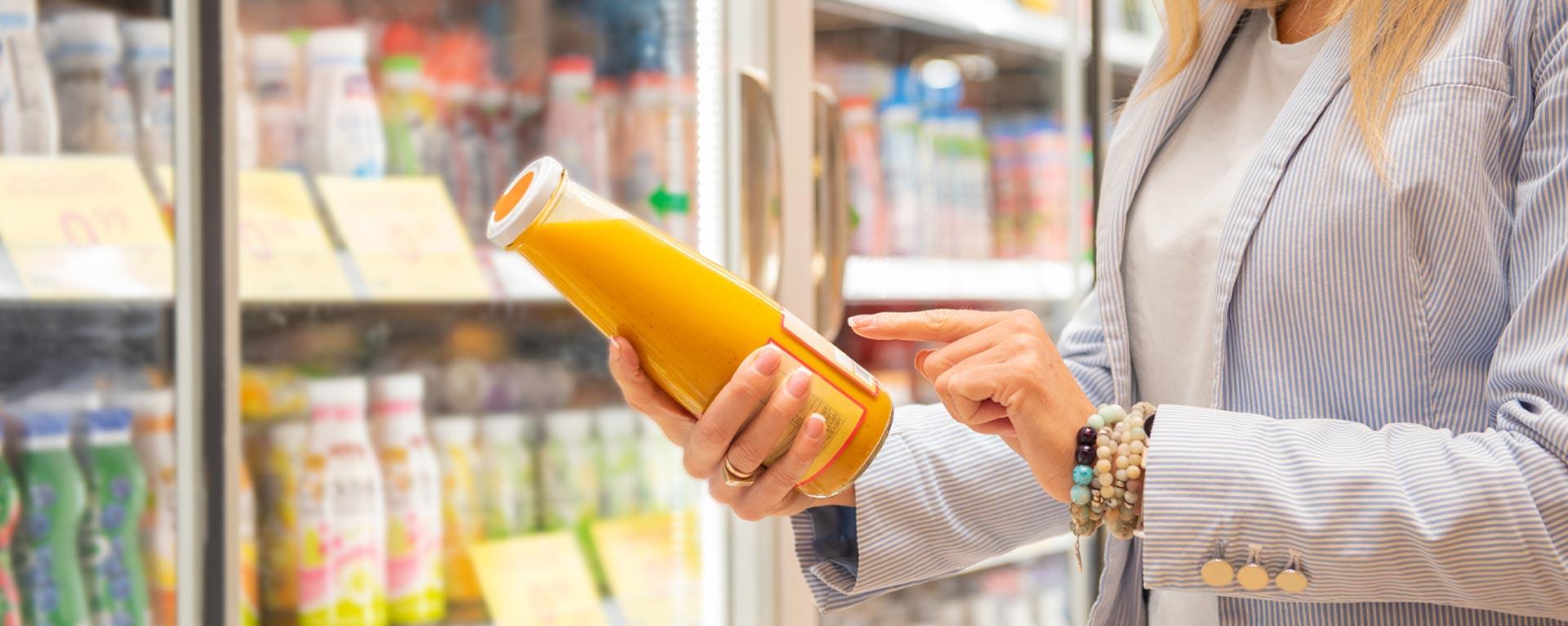 3 declaraciones nutricionales clave para el consumidor actual