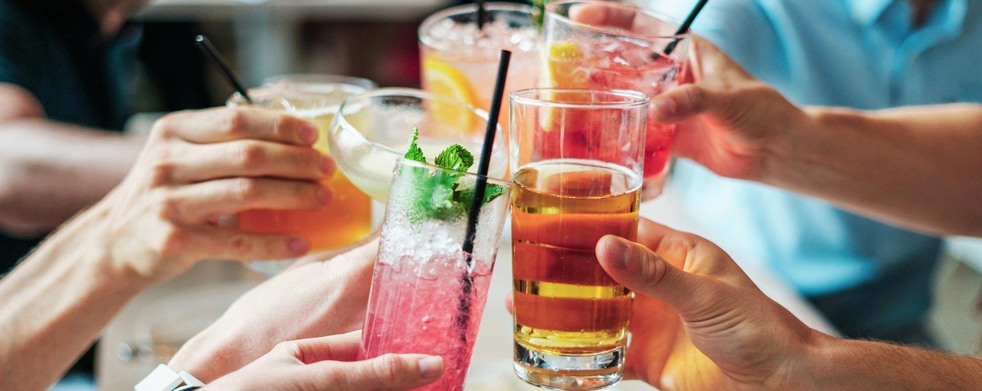 hard seltzers bebida